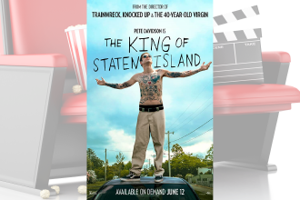 Movie Review - The King of Staten Island