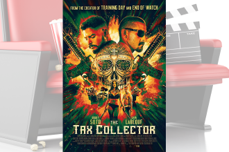 Movie Review - The Tax Collector
