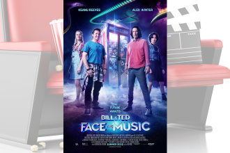 Movie Review - Bill & Ted Face the Music