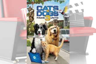 Movie Review - Cats & Dogs 3: Paws Unite