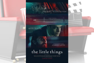 Movie Review - The Little Things
