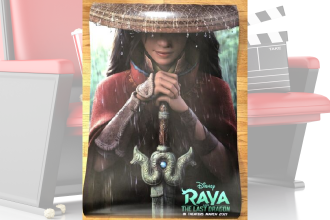 Movie Review - Raya and the Last Dragon