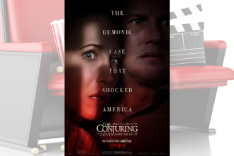 Movie Review - The Conjuring: The Devil Made Me Do It