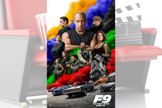 Movie Review - F9: The Fast Saga