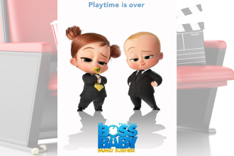 Movie Review - The Boss Baby: Family Business