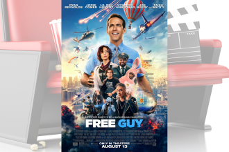 Movie Review - Free Guy