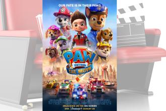 Movie Review - PAW Patrol: The Movie