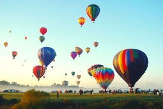 4 Enchanting Air Balloon Festivals in Colorado