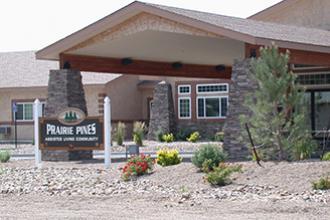 Prairie Pines Board Minutes
