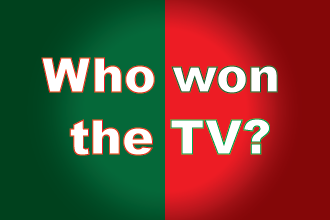 Holiday TV Drawing Winner Announced
