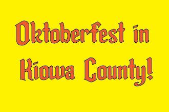 Oktoberfest in Kiowa County
