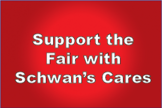 Support the Kiowa County Fair with Schwan's Cares
