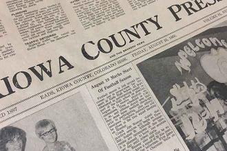 Pages from the Past - from our 133-year archives