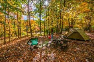 State park campsites can reopen today