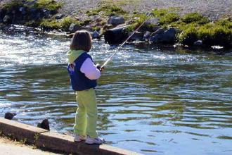 Free Fishing Statewide This Weekend