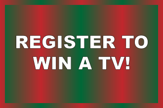 Win a TV from Kiowa County Press and Plains Network Services!