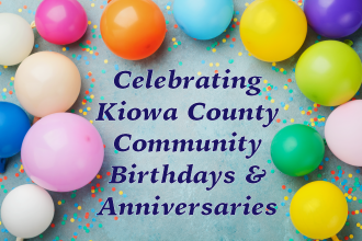 Birthdays & Anniversaries - August 26-September 1, 2019