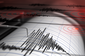 Another Minor Earthquake for Colorado - 9 in September
