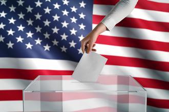 Report on Election Security Gains Attention, and a Sharp Rebuke