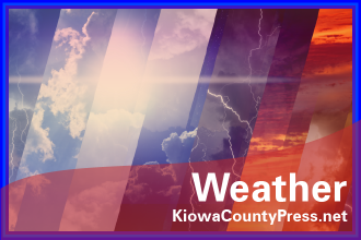 Cooler temperatures in store for the first weekend of Autumn in Kiowa County