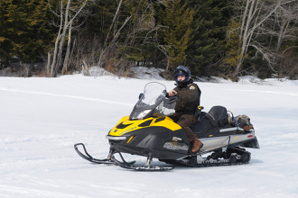 Colorado Parks and Wildlife Observes Snowmobile Safety Week