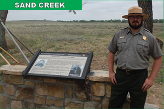 John Launius Joins Sand Creek Massacre National Historic Site