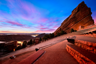 5 Must-See Artists at the Red Rocks Summer Concert Series