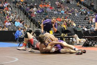 EHS State Wrestling Results