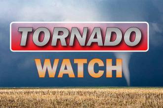 Tornado watch for 12 southeast Colorado counties Saturday