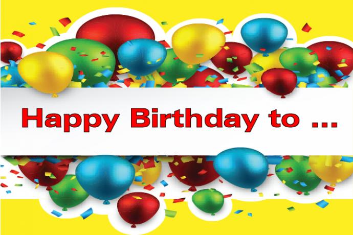 Happy Birthday to     | Kiowa County Press - Eads, Colorado