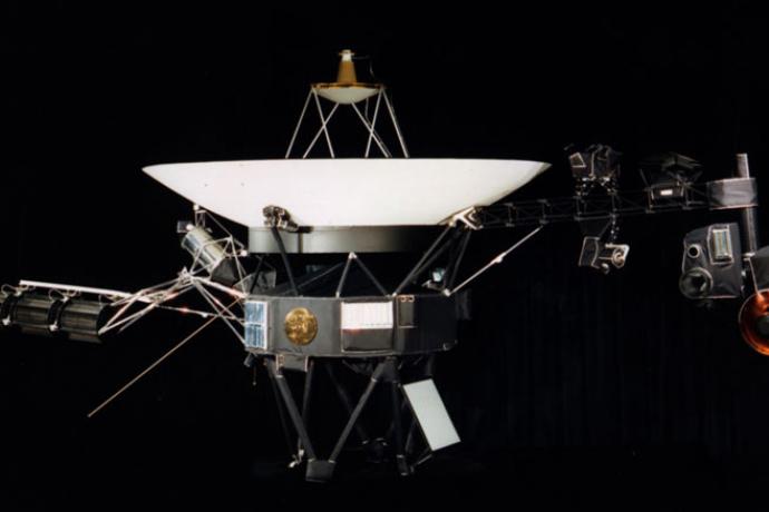 PICT - Voyager Spacecraft