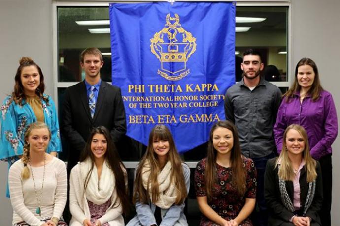 PICT - LCC Welcomes Phi Beta Kappa 2017