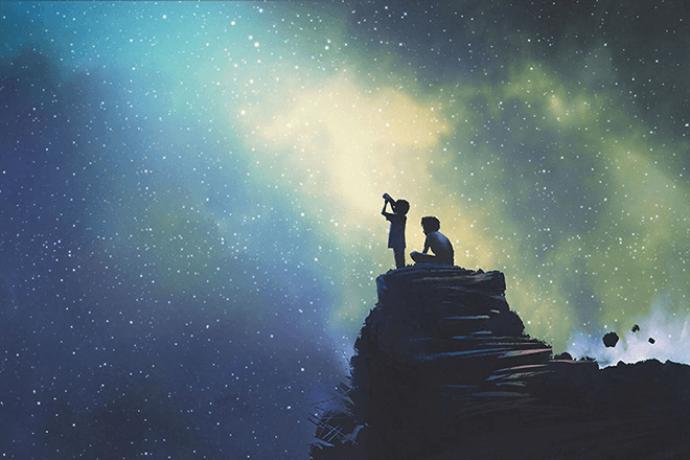 PICT LP stargazing - Adobe Stock - [grandfailure]