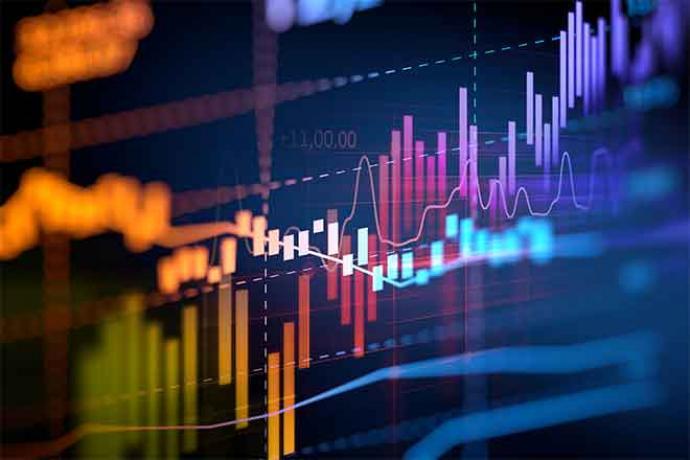 PROMO Business - Chart Graph Stock Market - iStock - monsitj
