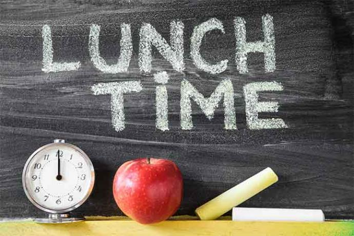 PROMO Food - School Breakfast Lunch Menu - iStock - FotoDuets