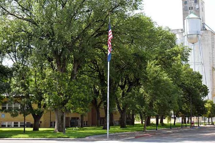 PROMO Government - Kiowa County, Colorado, Courthouse Eads - Chris Sorensen