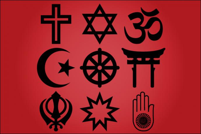 PROMO 660 x 440 Faith - Religious Symbols - Wikimedia