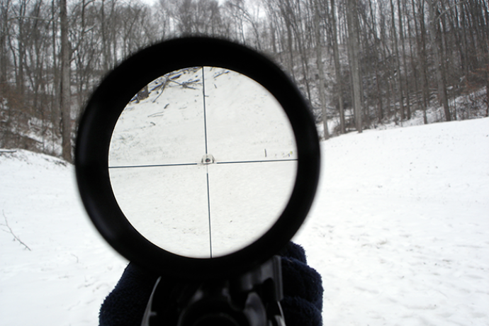 PROMO 660 x 440 Hunting - Rifle Scope Snow - Wikimedia