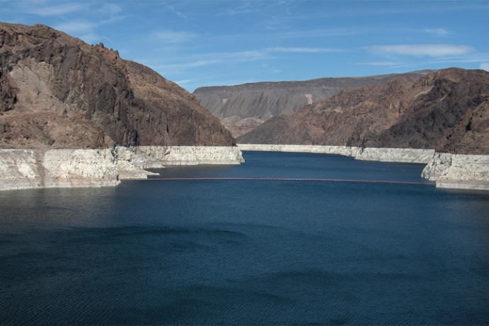 PROMO 660 x 440 Miscellaneous - Lake Mead Hoover Dam Colorado River - Wikimedia - Waycool27 - public domain