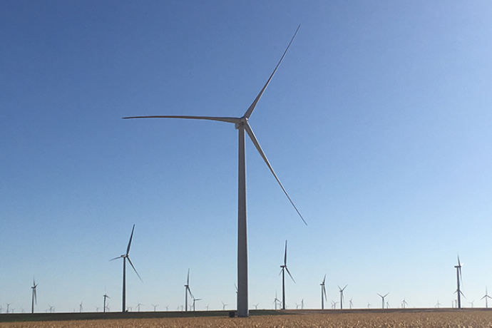 PROMO 660 x 440 Miscellaneous - Wind Turbine Farm - Chris Sorensen