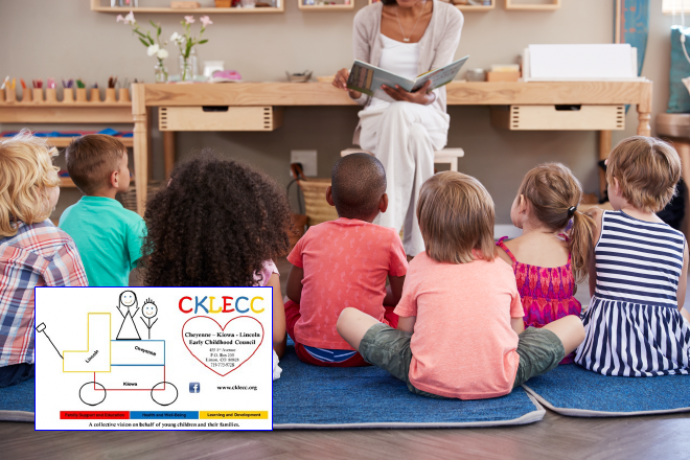 PROMO 660 x 440 Miscellaneous Logo CKLECC Child Care