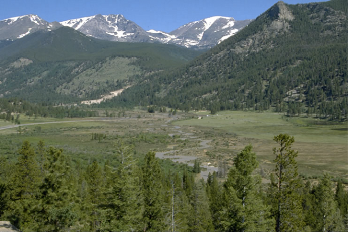 Outdoors - Horseshoe Park, Rocky Mountain National Park - Wikimedia