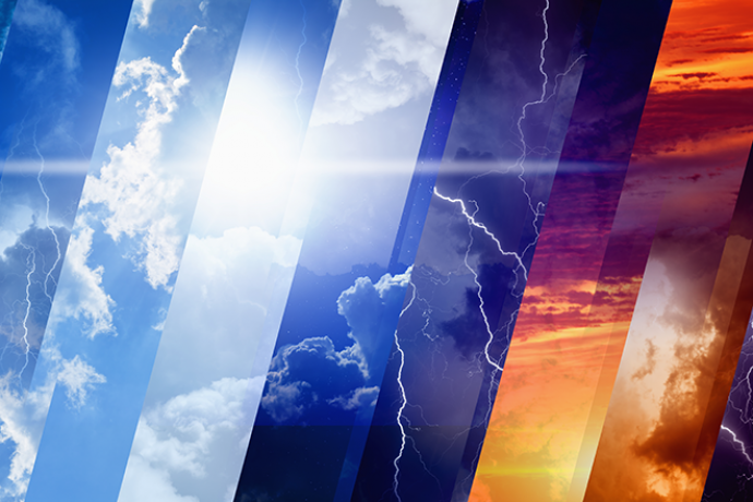 PROMO 660 x 440 Weather - Forecast Weather Strips - iStock