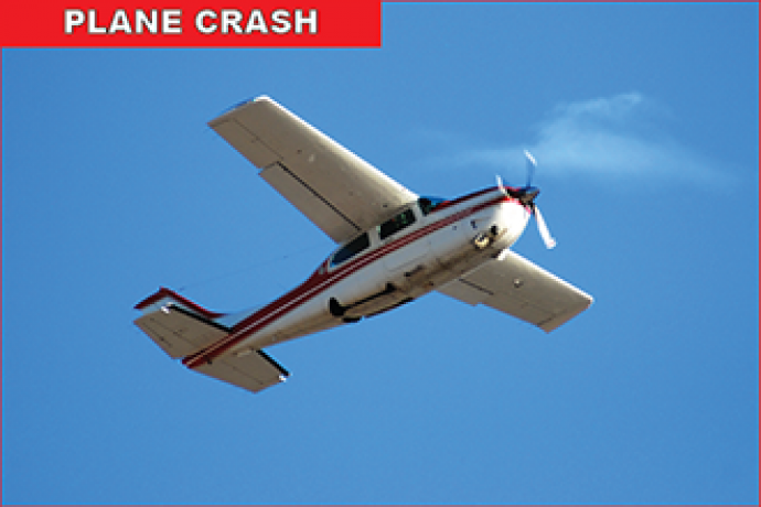 Breaking News - Plane Crash