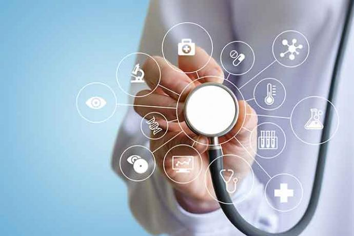 Health - Medical Stethoscope Symbols - iStock - Natali_Mis