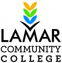 Lamar Community College Color Logo