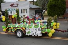 PICT 2018 Parade Float