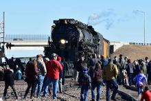 PICT Union Pacific Railroad Big Boy No 4014 Locomotive Engine Train - 1 - Chris Sorensen