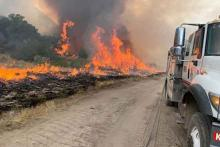 PICT Pine Gulch Fire