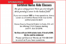 Certified Nurse Aide Classes